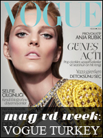 Magazine van de week